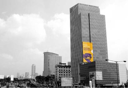 K-Link Tower - Gatot Subroto