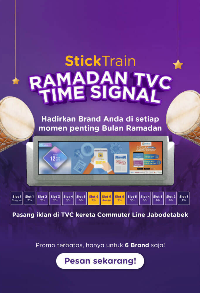 banner tvc time signal