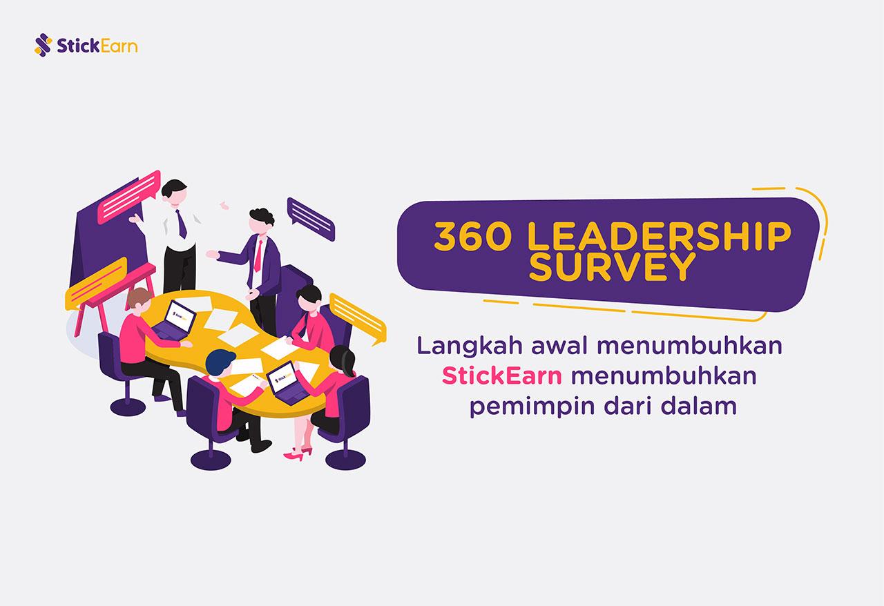 360 Leadership Survey Langkah Awal StickEarn Menumbuhkan Pemimpin Dari Dalam