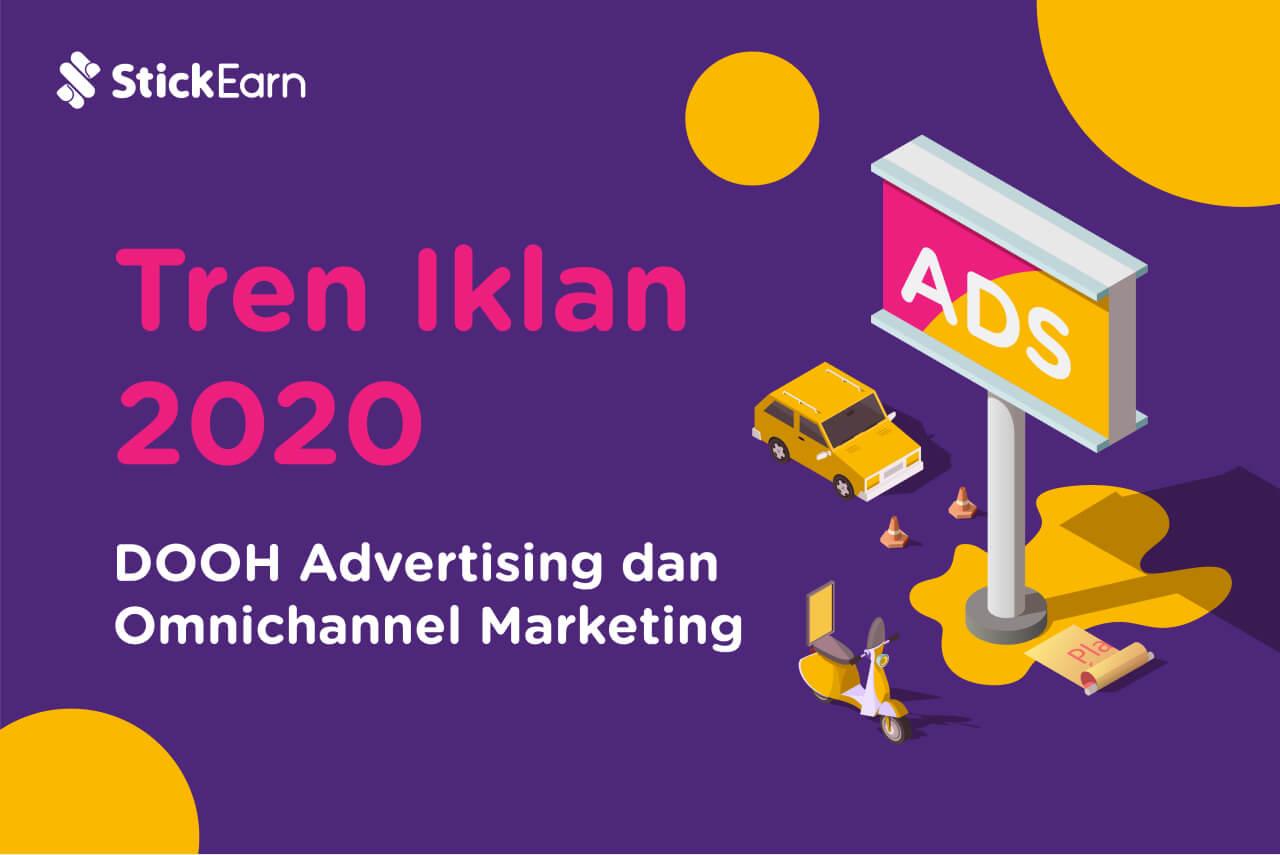 DOOH Advertising dan Omnichannel Marketing
