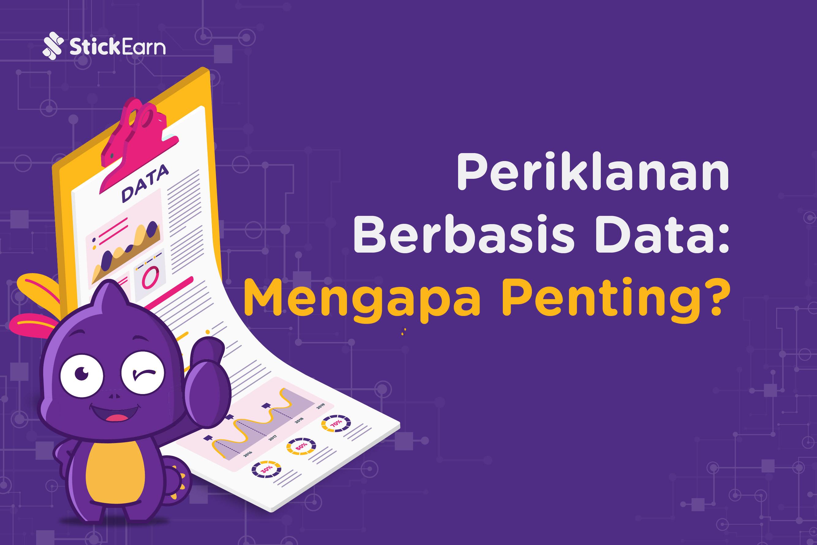 StickEarn sebagai advertising technology startup di Indonesia memiliki teknologi pengukuran efektivitas iklan luar ruang yang canggih.